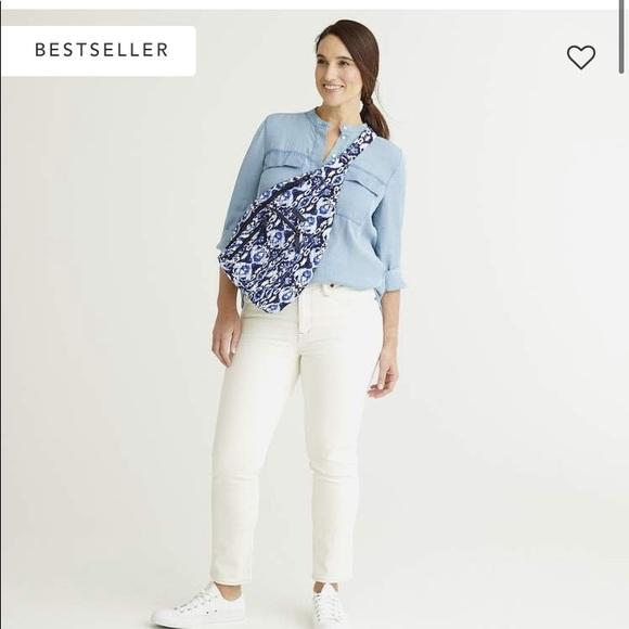 Floral Sling Backpack By Vera Bradley